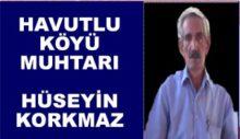 """MUHTAR KORKMAZ""""KÖYLERDEKİ ÇÖPLER  KONUSUNDA BİR ÇALIŞMA YAPILMALI"""""""