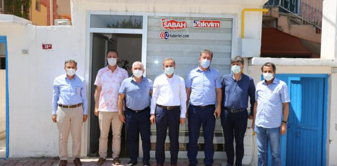 Başkan Kılınç'tan İGD'ye Ziyaret