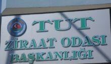TUT ZİRAAT ODASI İZMİR'DE FUARA KATILDI(FOTOĞRAFLI)